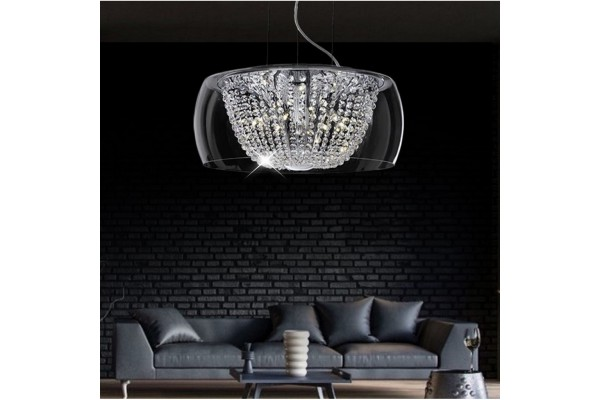 Lampa wisząca Disposa D50 clear Lumina Deco